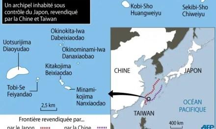 Beijing voit rouge face à Washington et Séoul