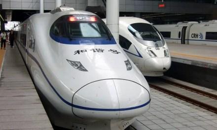 Ligne Pékin – Canton en 8 heures