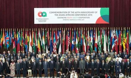 Conférence de Bandung, 60 ans après