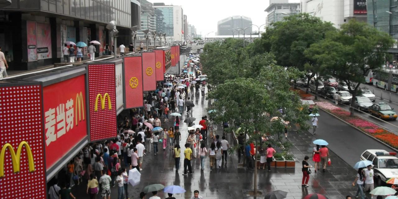 La Chine bientôt un pays à revenu élevé