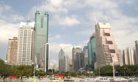 Shenzhen teste des voitures autonomes avec des passagers