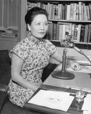Song Meiling, une diplomate hors-pair
