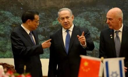 Les technologies israéliennes vantées à Beijing par Benjamin Netanyahu
