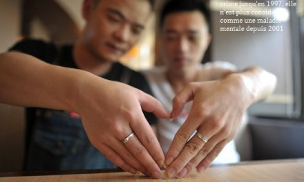 Le mariage pour tous, même en Chine