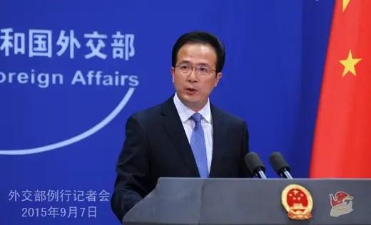 Réduction de l'armée : Beijing réagit