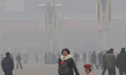 Echec des mesures anti-pollution à Beijing