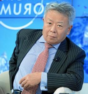 Jin Liqun, président de la BAII
