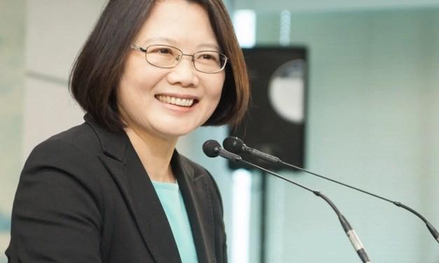 Tsai Ing-wen réélue dirigeante de Taïwan