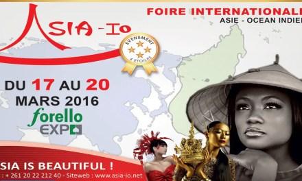 Foire Internationale Asia-IO : enjeu majeur pour la Zone Océan Indien