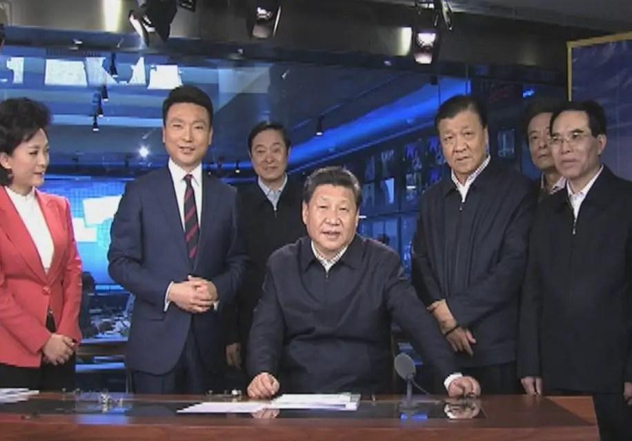 Xi Jinping veut de «nouveaux médias grand public de classe mondiale»