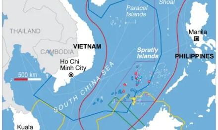 Mer de Chine méridionale : Chine vs Etats-Unis