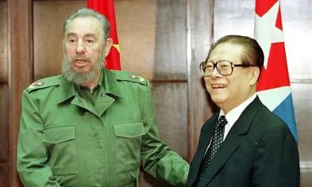Chine-Cuba, aucun nuage à l'horizon