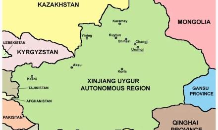 5 personnes tuées au Xinjiang