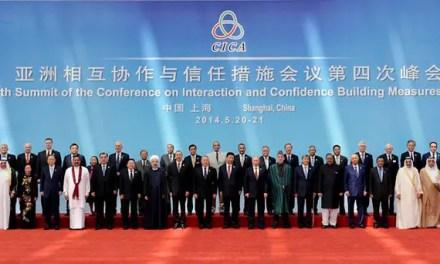 La CICA, la plus large institution asiatique