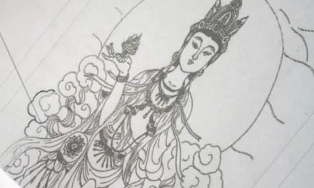 La broderie sur papier de riz, un art ancestral préservé