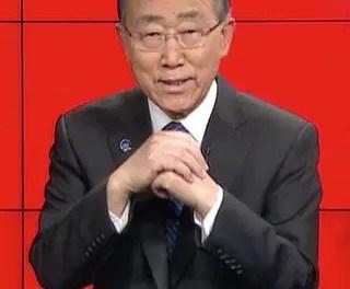Mer de Chine méridionale : Ban Ki-moon, «no comment»