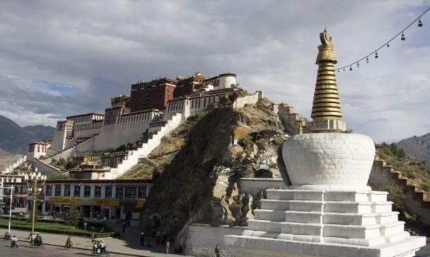 Hausse de la croissance du Tibet