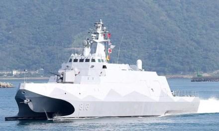 Taïwan développe ses sous-marins