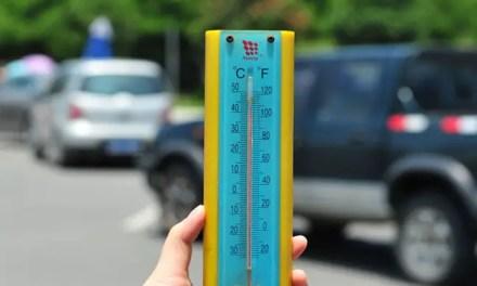 Le sud connait la plus forte vague de chaleur jamais enregistrée