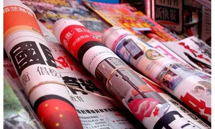 Taïwan : «l'indépendance des médias en sursis»