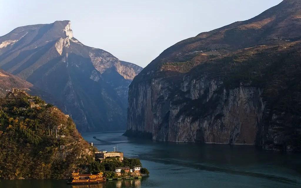 Une loi va être mise en place pour mieux protéger le fleuve Yangtsé