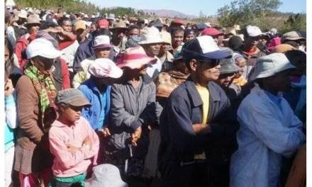 Saomalamanina : les manifestations vont reprendre