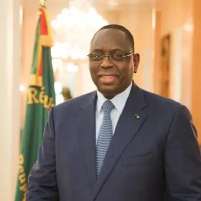 Macky Sall veut que la Chine aille «au-delà du prêt» en Afrique