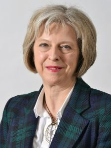 Theresa May, Premier ministre britannique
