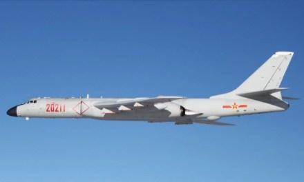 Le bombardier «stratégique» chinois bientôt prêt