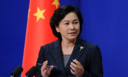 Beijing pas du tout intimidé mais résolu