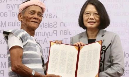 Dignité (presque) restaurée au peuple indigène de Taïwan