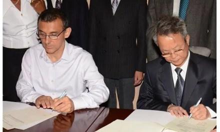 Accord entre l'hôpital des Seychelles et l'Association des hôpitaux du Guangdong