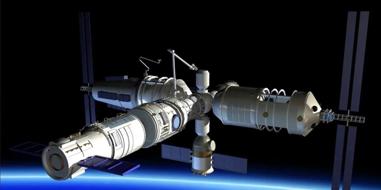 La conquête spatiale s'inspire du slogan de Xi Jinping: «rêve chinois»