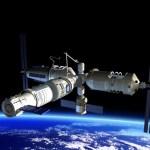 Les astronautes chinois sont arrivés dans la station spatiale chinoise