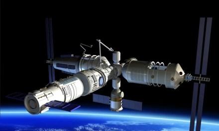 Tianzhou-1, premier cargo spatial lancé