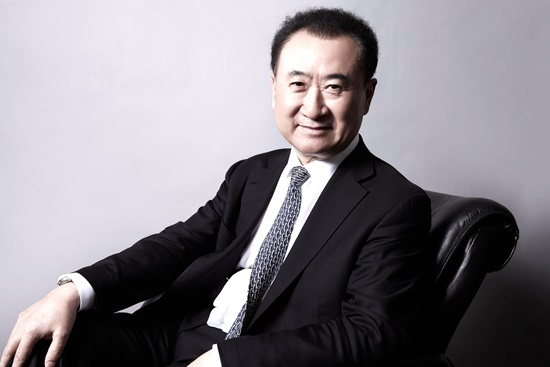 Wang Jianlin dit adieu aux Golden Globes