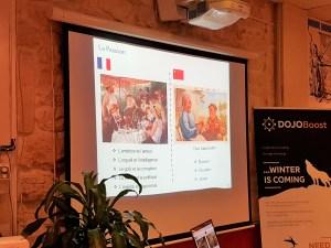 Master-Class « France-Chine : du constat des différences à la mesure des écarts »