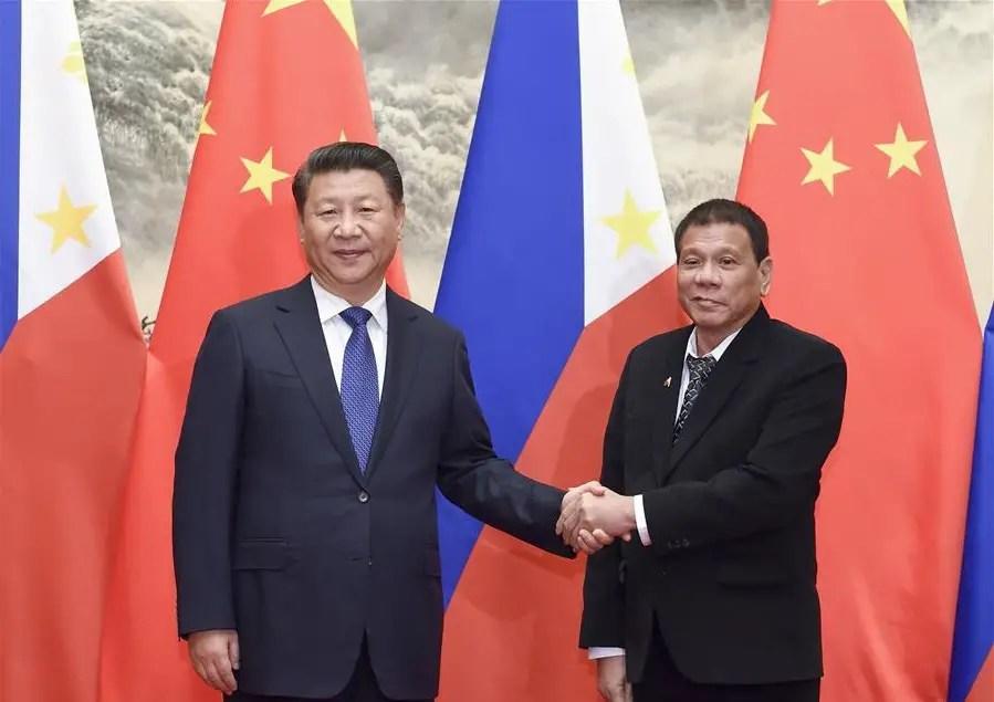 Chine-Philippines, instaurer un nouvel élan