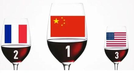 Le vin, un mets devenu très chinois