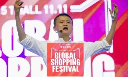 1 milliard dépensé en 68 secondes sur Alibaba