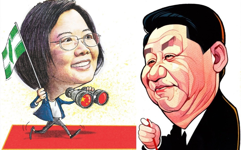 Le discours de Xi Jinping ne passe pas à Taïwan