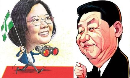 Echange «amical» entre Xi Jinping et James Soong