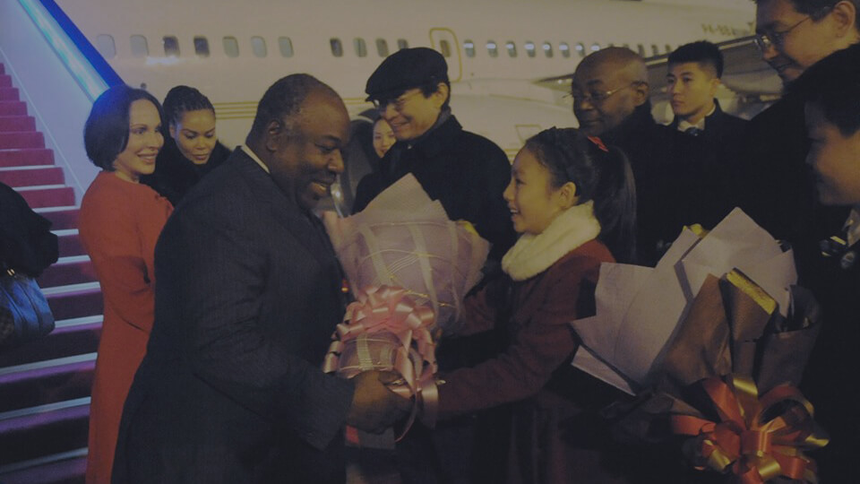 Le Gabon, premier fournisseur africain de bois de la Chine