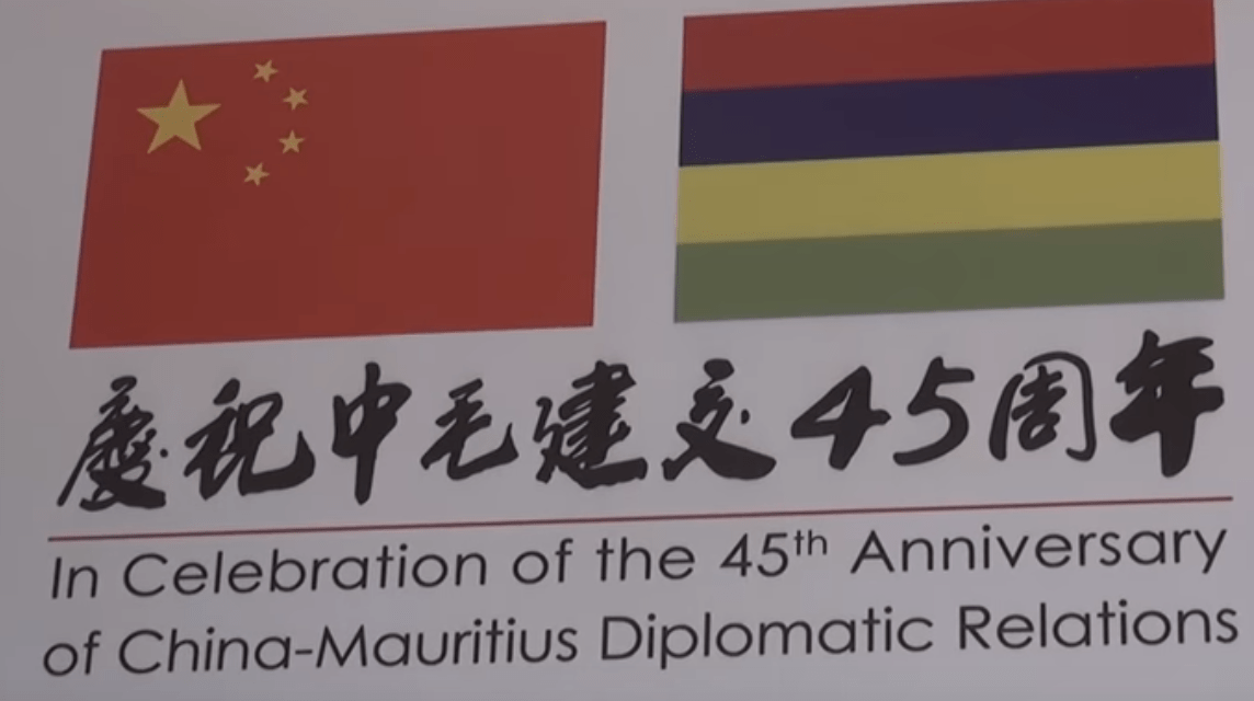 «La population sino-mauricienne se rapetisse de jour en jour»