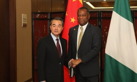 La solution chinoise du Nigéria