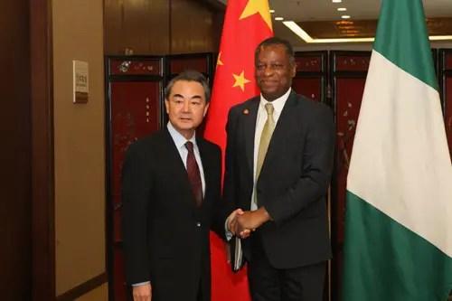 Le Nigéria aura bénéficié de 13 milliards de dollars de la Chine