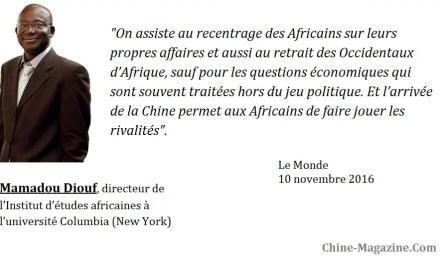 Le retrait des Etats-Unis en Afrique, au profit de la Chine