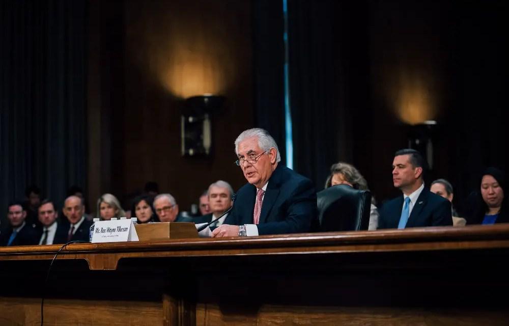 Washington menace directement Beijing