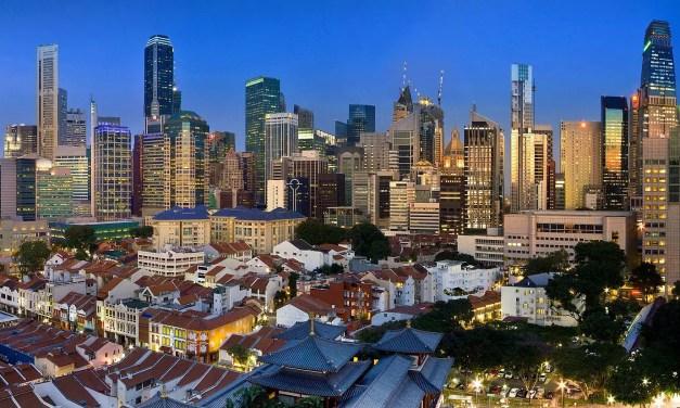 Les groupes technologiques et financiers chinois affluent à Singapour