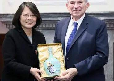 Tsai Ing-wen fait tout pour s'attirer les bonnes grâces de Washington